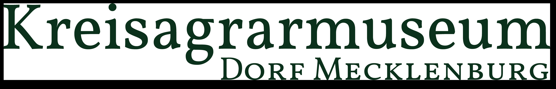 Kreisagrarmuseum Dorf Mecklenburg Logo